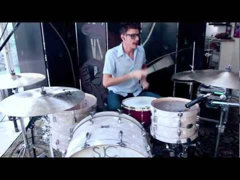 SKINNYJAKE - Cobra Starship ft. Sabi You Make Me Feel Drum Cover