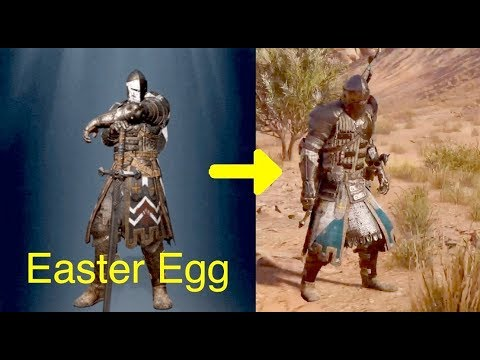 Assassin's Creed Origins: Warden's Oath Outfit (For Honor ...