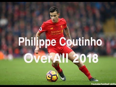 Philippe Coutinho Overall Skills & Goals 2018