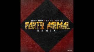 Charly Black   Gyal You a Party Animal (feat. El Boy C & Farruko)   Single (2016)
