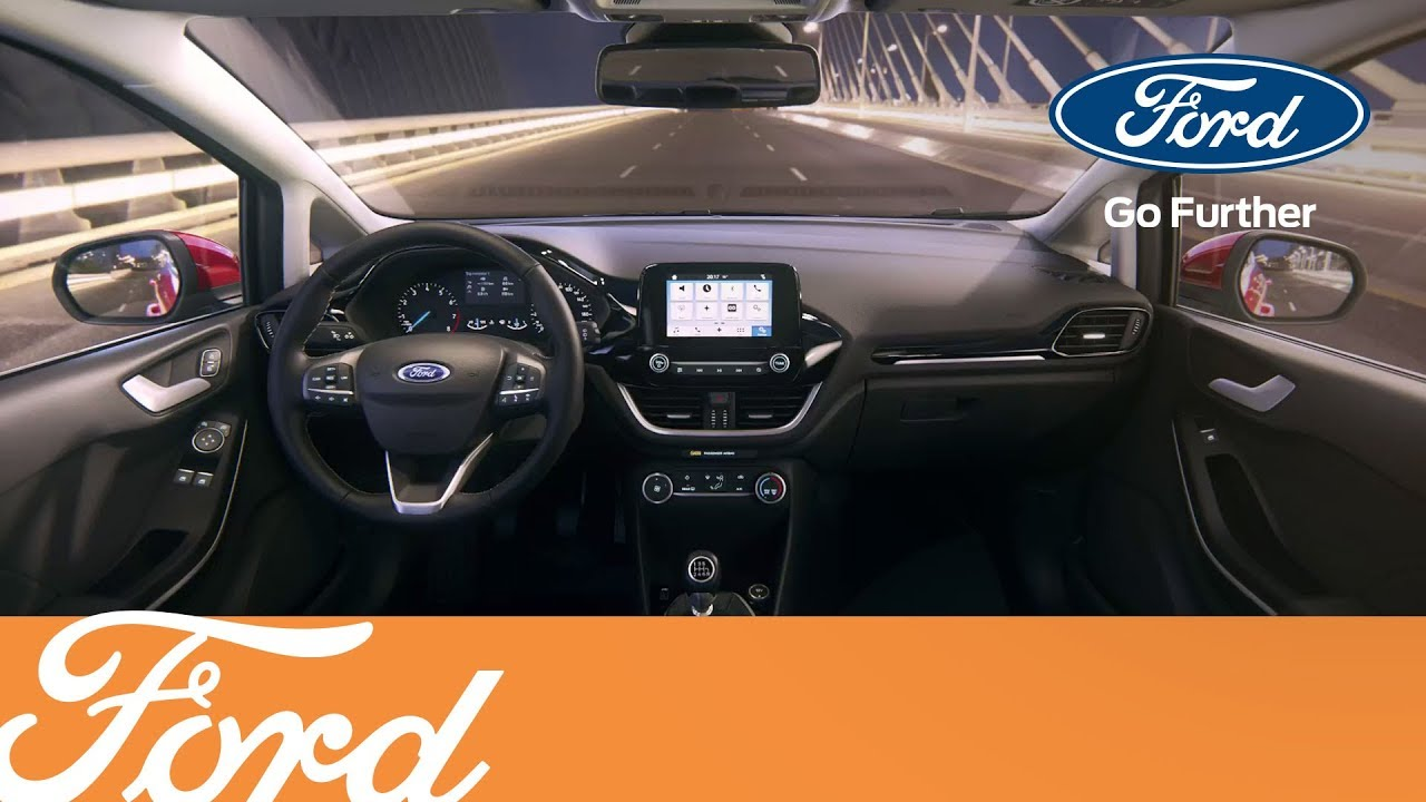 Nuova Ford Fiesta Titanium Interni In 360 Ford Italia Youtube