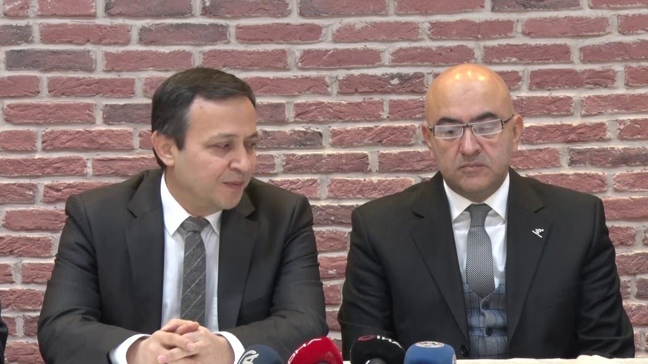 """ERÜ ile Kayseri Erciyes A.Ş. Arasında """"Zirvede Kariyer"""" Protokolü İmzalandı"""