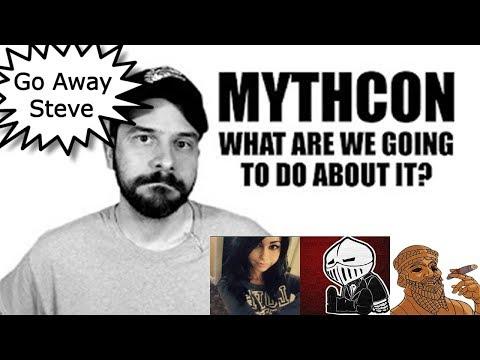 Shives Slanders Sargon, Shoe, Armoured Skeptic #Mythcon