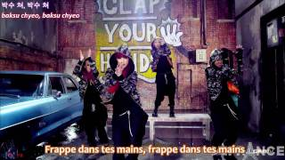 [YGFTEAM] [MV HD] 2NE1 - Clap Your hands {French subs (vostfr) + Rom&Hangul lyrics}
