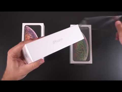 Apple iPhone XS & XS Max Unboxing [DetroitBORG]