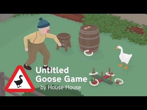 Kav P Plays Untitled Goose Game Poorly!