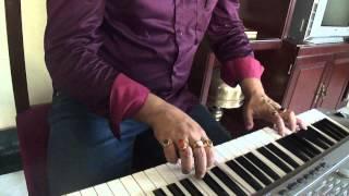 JOYA NAI...(BISHNU SANGEET IN KEYBOARD,HOME VIDEO)