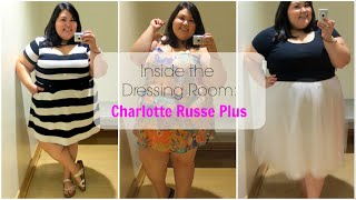 Inside the Dressing Room: Charlotte Russe Plus