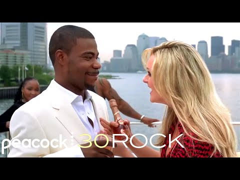30 Rock - Tracy's Boat Party