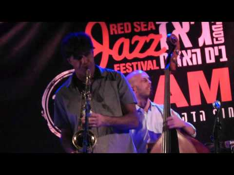 Red Sea Jazz Festival 2014 Jam at the Dekel Beach