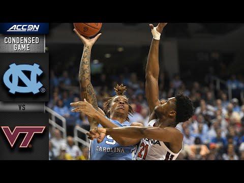 North Carolina vs. Virginia TechCondensed Game   2019-20 ACC Men's Basketball