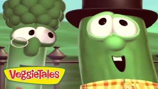 Veggie Tales | Larrys Silk Hat | Veggie Tales Silly Songs With Larry | Kids Cartoon | Kids Videos