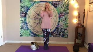 Yoga For Monthly Intention - Yoga For Wrist Relief