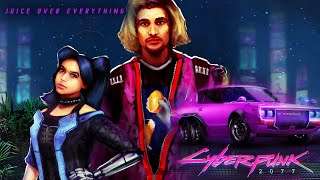 xQc Plays Cyberpunk 2077 - Gameplay Part 1