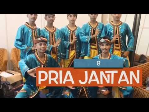ILUK DAPANG Delegasi Prov. Kalimantan Utara Rumah Panggung PAGUN TENGARA Artploration