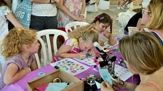 Cyprus-Russian Festival 2018. Kids at the Festival