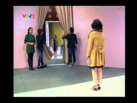 """Thời trang & cuộc sống VTV3 """"NTM Phùng Tuấn Anh"""" số 07/01/2012"""