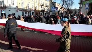 Obchody Święta Niepodległości w Kielcach