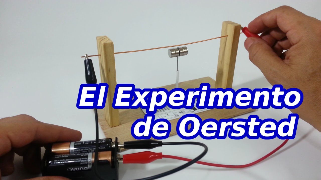Experiencia de oersted pdf download