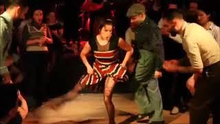 батл джазового танца