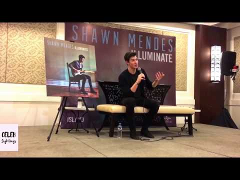 Shawn Mendes in Manila - Part 2 - interview,...