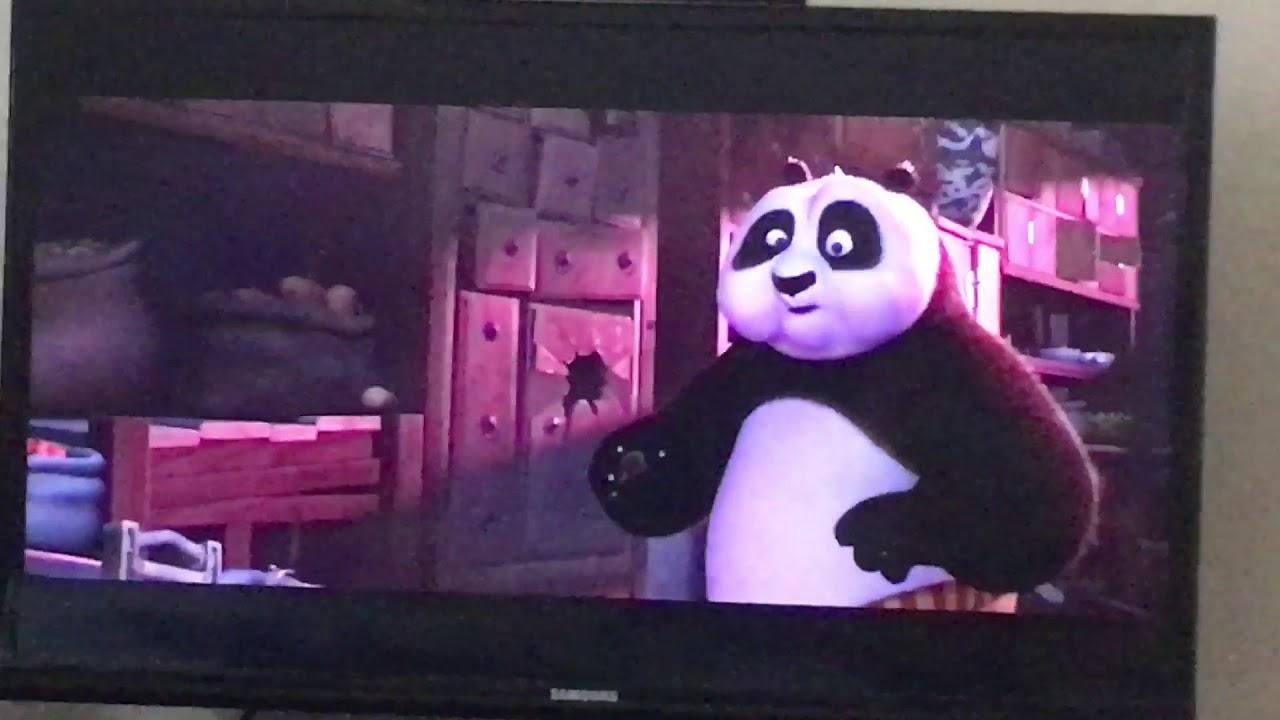 Kung Fu Panda - Po eating cookies - YouTube