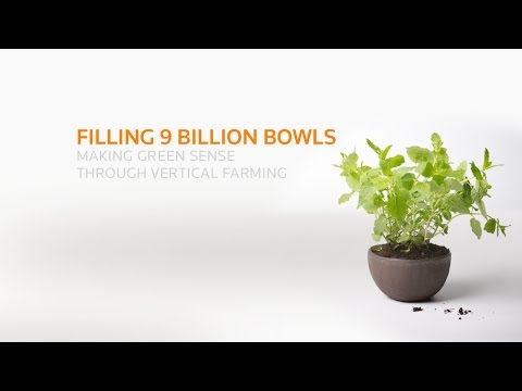 Vertical Farming: The only way is up