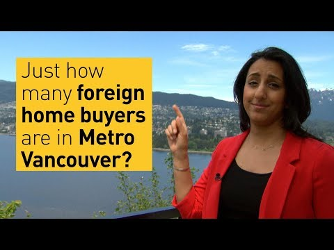 Foreign investment in Metro Vancouver real estate