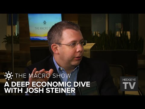 Got Risk? A Deep Economic Dive With Josh Steiner on Interest Rates, the Fed, Housing, Markets & More
