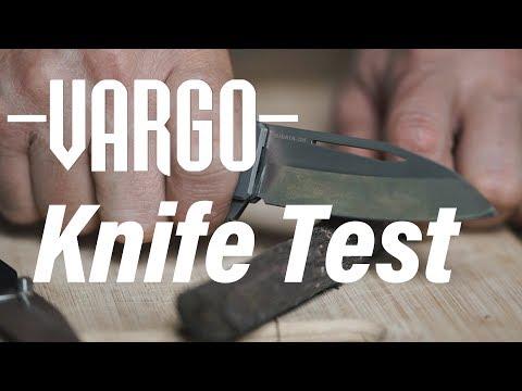 Vargo Titanium Sintered Knife Blade: Sharp 5 Times Longer?