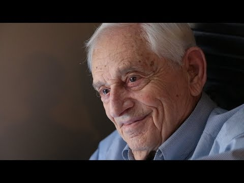 Holocaust survivor stories: Egon Salmon's escape from Nazi Germany