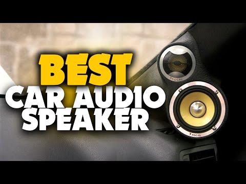 BEST CAR AUDIO SPEAKERS! 2020   TechBee 2020