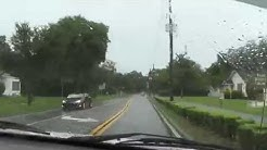Driving around Downtown Dade City, FL