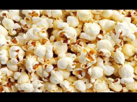 How popcorn got it