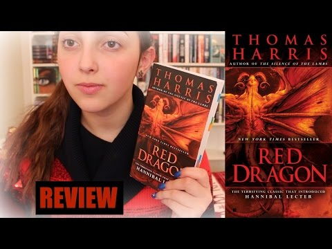 RED DRAGON BY THOMAS HARRIS || BOOK REVIEW