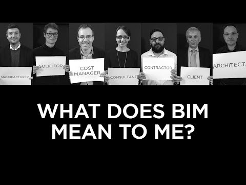 What Does BIM Mean To Me? | The B1M