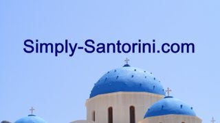Santorini Luxury Hotels. Top Ten Hotels on the Greek Island of Santorini.