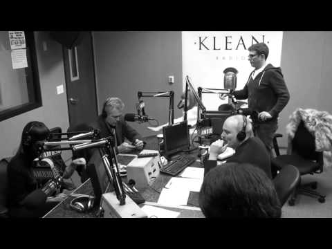 ‪KLEAN Radio's 1st Show!  - TV Star Tony Denison