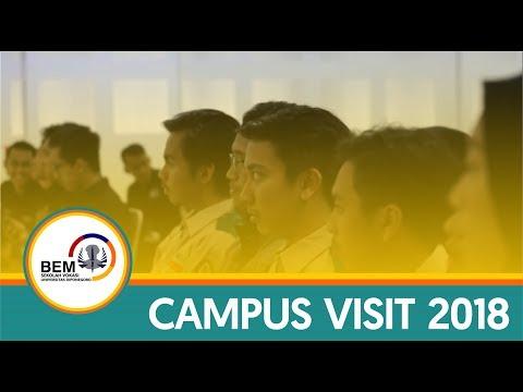 Campus Visit BEM SV UNDIP x HM DIII FE UNY 2018