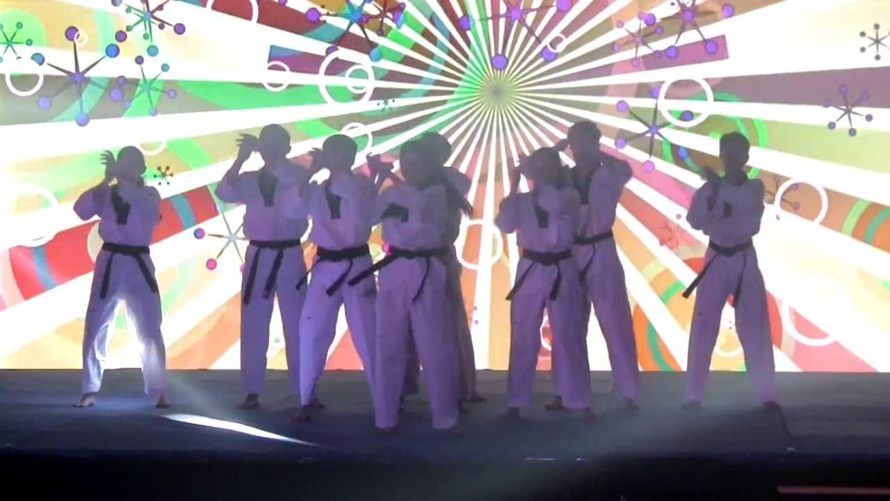 Tkd Aerobic: Bang Bang Bang (2016)