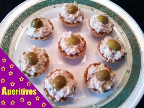 Captivating Aperitivos Originales Y Faciles Recetas De Cocina Con Mila   YouTube