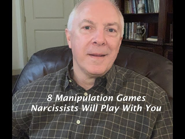 8 Manipulation Games Narcissists Will Play With You