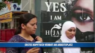 BFI: Erstes Verbot religiöser Symbole am Arbeitsplatz