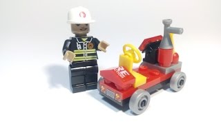 [unboxing] Ausini Fire Brigade 21101 - Fire Protection