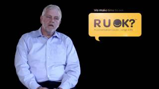 Danny Sims talks about the importance of RUOK? Day.