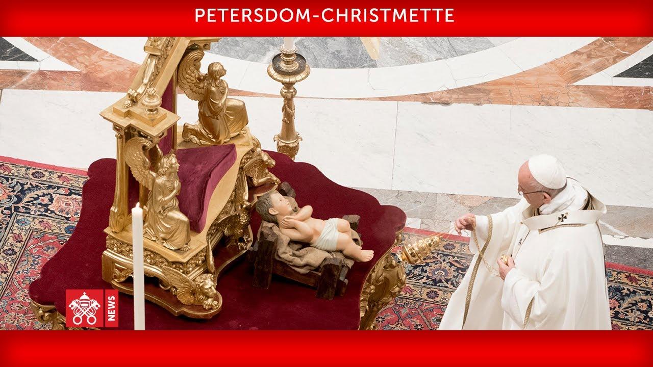 Youtube Papst Franziskus