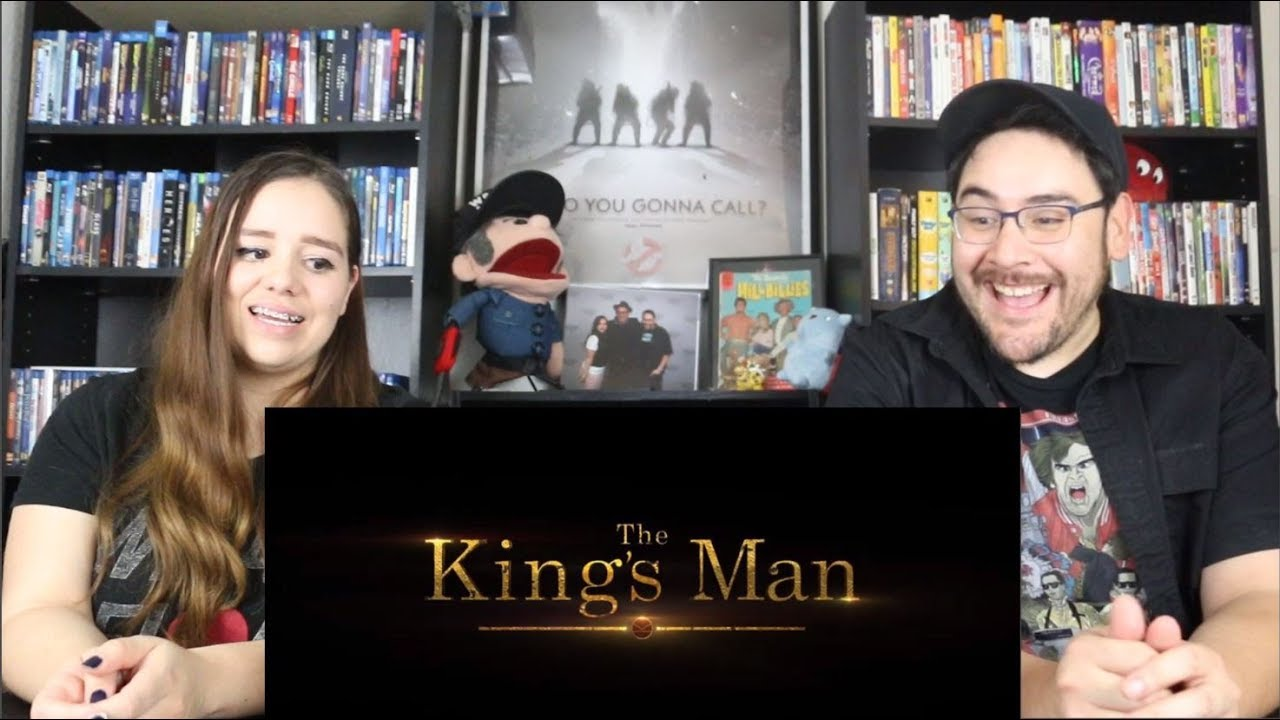 Download The King's Man - Official Trailer 2 Reaction / Review
