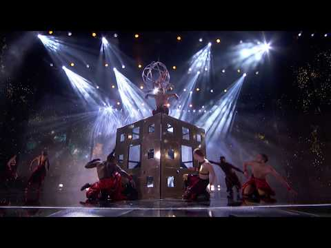 America's Got Talent 2017 Diavolo Performance & Comments Semi-Finals S12E21