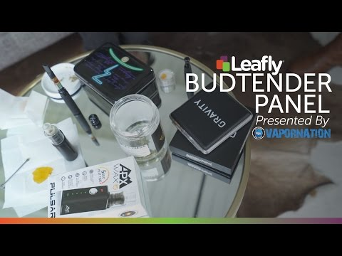 Leafly Budtender Panel – Portable Vaporizers