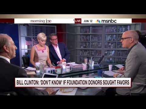 John Heilemann: Clinton Doesn't Take Questions Because She Has No Good Answers to Give